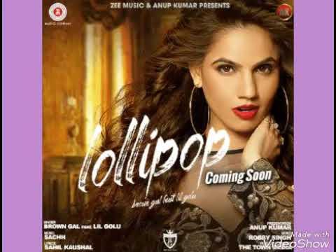 Lollipop MP3 Song Download- Lollipop Recreated By Meghdhanush Lollipop