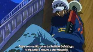 One Piece AMV: Trafalgar Law  - Time of dying