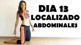 Localizado - Día 13 Abdominales