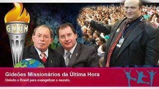 Gideões 2015 Oficial Cantor Pr. Fabiano Sá