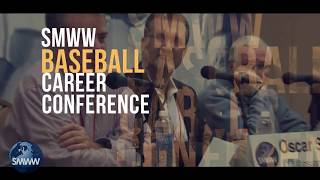 Don't miss the 2019 SMWW BASEBALL CAREER CONFERENCE in San Diego during the Baseball Winter Meetings