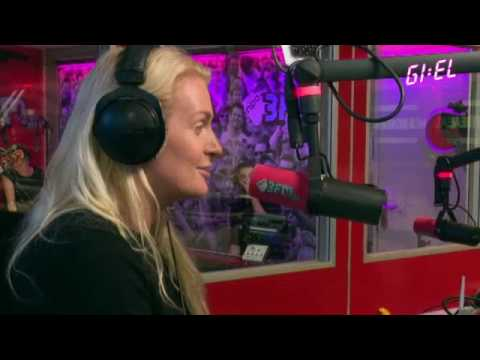 Miss montreal-3FM interview.