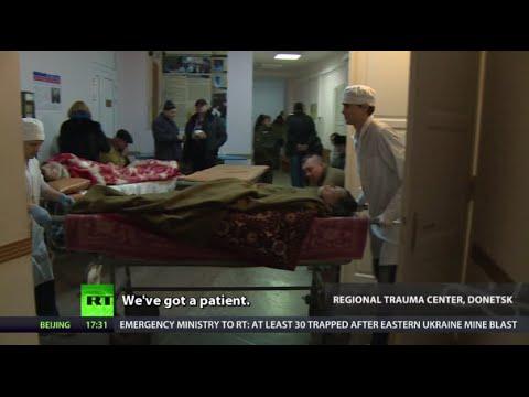 Trauma: Donbas Medical Evacuation Teams on 24/7 Alert (RT Documentary)
