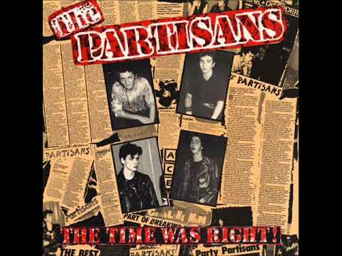 ThE PaRtIsAnS-the time was right full album