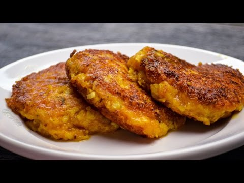 Keto Recipe - Low Carb Fried Mac & Cheese