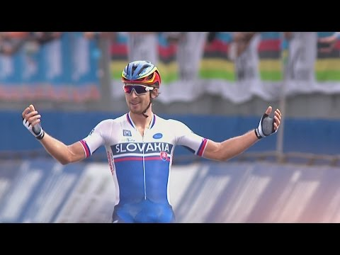 Men's Elite Road Race Highlights | 2015 Road World Championships – Richmond, USA