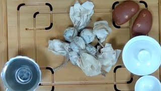 Драконий жемчуг - пуэр в шариках 8 грамм