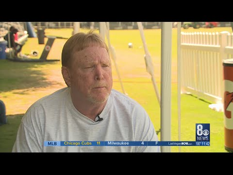 One-on-one with Raiders owner Mark Davis