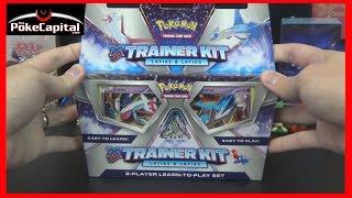 Pokemon Cards - XY Trainer Kit Latias & Latios - Learn to Play