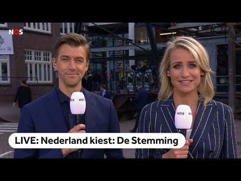 LIVE: Nederland Kiest: De Stemming