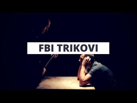 12 FBI Trikova - Kako Prepoznati Kada Neko Laže