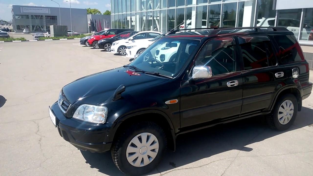 Выбираем б\у авто Honda CRV 3 (бюджет 650-700тр) - YouTube