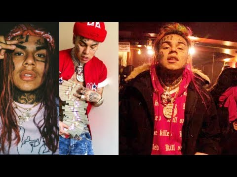 6ix9ine Arrested For Ass*ulting C0p &...