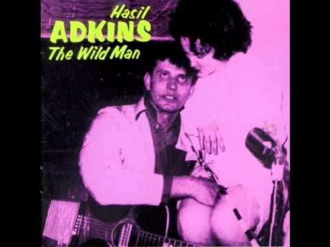 Hasil Adkins - Don't Start Crying Now