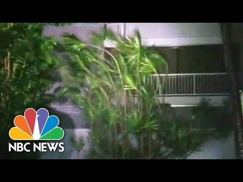 NBC News Special Report: Hurricane Maria Makes Landfall