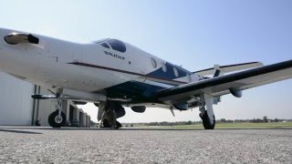 The Pilatus PC-12 NG Experience