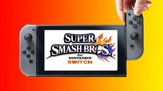 Super Smash Bros Switch Announcement Coming Tomorrow