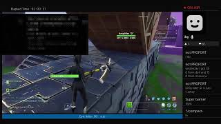 Fortnite save the world Jack o Giveaway / huge giv away at 100 sub\