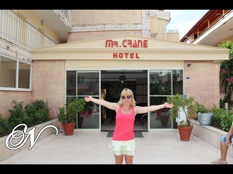 Отель Mr Crane 3*, Кемер, Турция. Обзор и вся правда об отеле: плюсы и минусы.