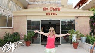 Отель Mr Crane 3*, Кемер, Турция. Обзор и вся правда об отеле: плюсы и минусы.(Отель Mr Crane 3* находится на 3-й береговой линии в городе Кемер. Это один из лучших курортов Турции. В видео..., 2014-08-09T20:55:18.000Z)