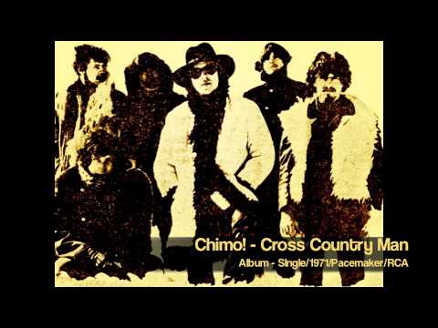 Chimo - Cross Country Man (late 60's early 70's Toronto Jazz/Rock Super Group)