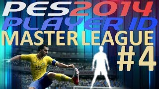 PES 2014 Player ID Master League - Ep.04