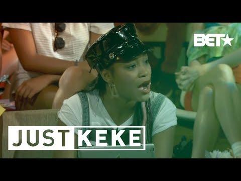Raven-Symoné Reveals How She Remains Confident | Just Keke