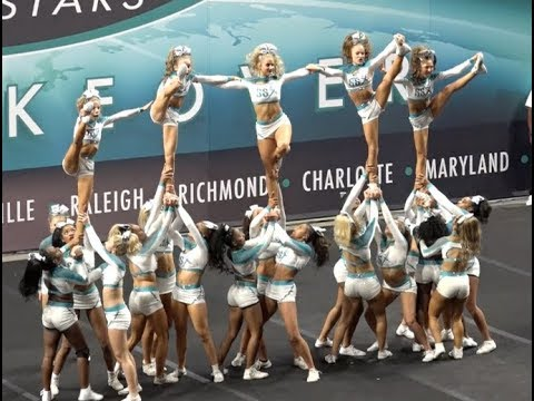 Cheer Extreme Raleigh SSX Showcase 2017