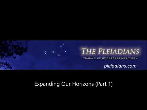 Expanding Our Horizons (Part 1)