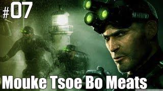 "Splinter Cell (2002) Part 8 (Lvl.7) ""Mouke Tsoe Bo Meats"" Gameplay Playthrough PC Version"
