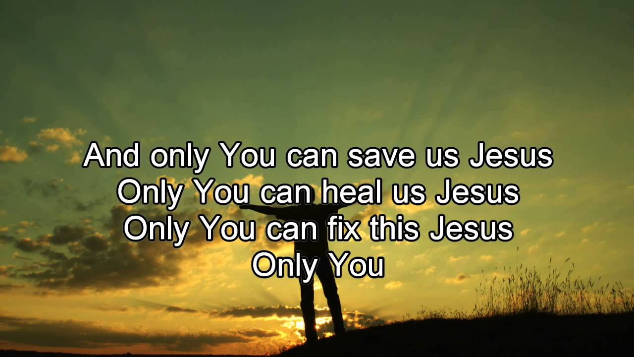 only you hillsong live worship song with lyrics 2013 new album