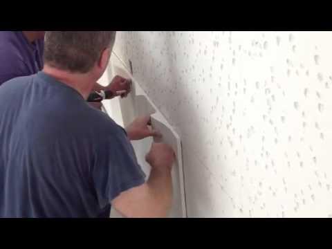 Montaggio pannelli 3d surface youtube - Pannelli decorativi 3d ...