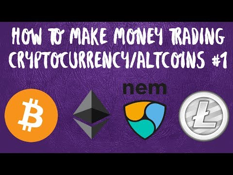 How To Trade Cryptocurrency and Altcoins #1