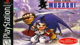 Playstation Greatest Hits: Brave Fencer Musashi Review