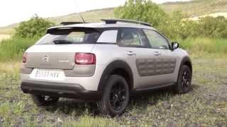 Prueba Citroën C4 Cactus 1.2 PureTech 82CV - ActualidadMotor