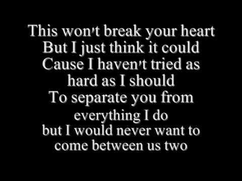 Finger Eleven - I'll Keep your Memory Vague (lyrics)