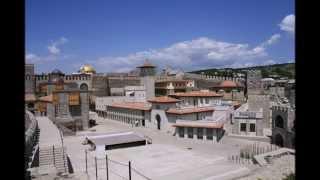 Крепость Рабат-средневековая крепость на юге Грузии(Реставрация крепости Рабат началась в мае 2011 года. На эти цели правительством Грузии было выделено из госуд..., 2015-09-23T22:22:55.000Z)