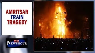 Amritsar train mishap, Tragedy mars Dussehra | The Newshour Debate (19th October)