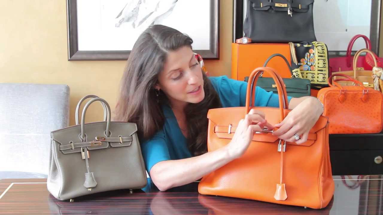 birkin bag fake - How to Spot a Fake Hermes Bag: Part 02 - Michael\u0026#39;s, The ...