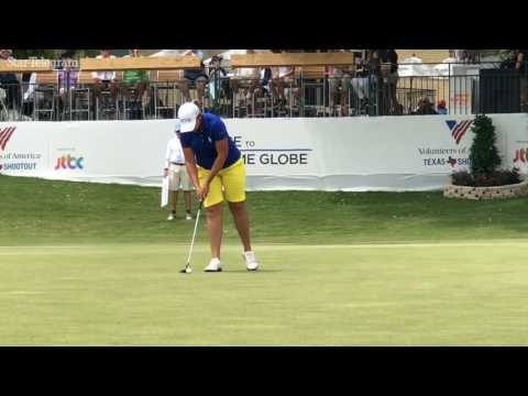 Fort Worth's Stanford climbs into contention at LPGA event
