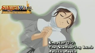 Sakura Wars: So Long, My Love Chapter 7-7 Rosita Route