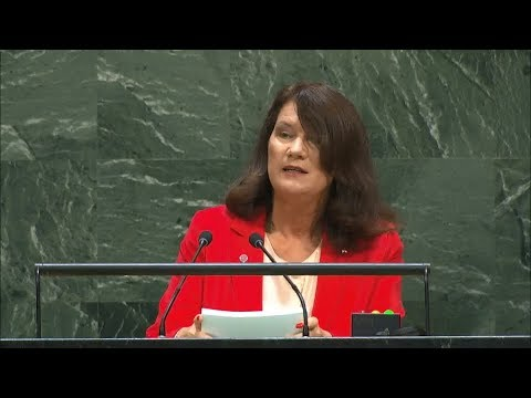 🇸🇪 Sweden - Minister For Foreign Affairs Addresses General Debate, 74th Session