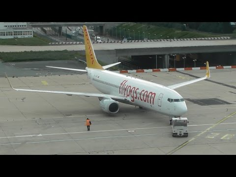 Planes at Paris Orly Int'l Airport, ORY - Part 2 | 28-09-16