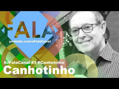 CANHOTINHO: FALA Canal - artes e entretenimento #ofalacanal #3 #Canhotinho