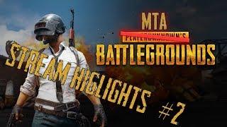 MTA Battlegrounds - Stream Highlights #2