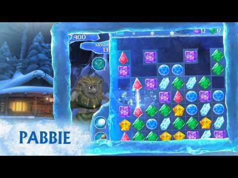 Frozen Free Fall - Google Play Trailer