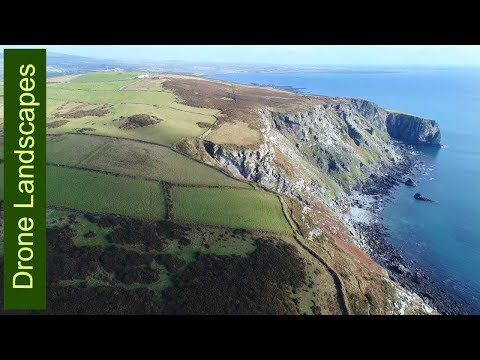 The Sound - Isle of Man by Drone
