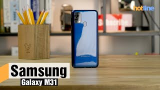 Samsung Galaxy M31 — обзор смартфона