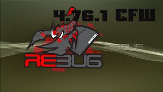 PS3 CFW Rebug 4.76.1 D-REX Full Installation Tutorial