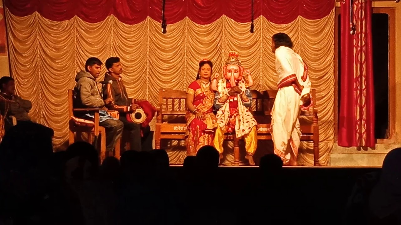 Download Parsekar Dashavtar Mandal - पार्सेकर दशावतार कंपनी - ज्वाला देवी